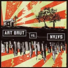 ART BRUT VS SATAN Audio CD, ART BRUT, CD