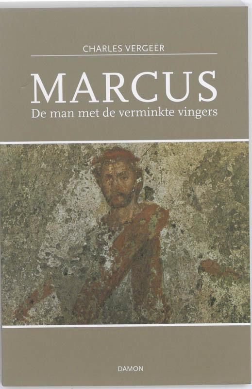 Marcus de man met de verminkte vingers, Vergeer, Charles, Paperback