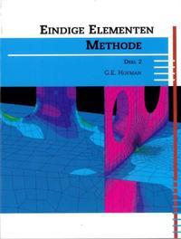 Eindige elementen methode: Deel 2 G.E. Hofman, Paperback