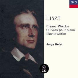 LISZT/BOLET *BOX* Audio CD, F. LISZT, CD