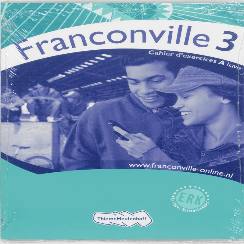 Franconville 3: A/B Havo: Cahier d' exercises Bert Nap, Paperback