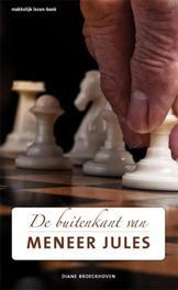 De buitenkant van meneer Jules Vlaamse Reuzen, Broeckhoven, Diane, Paperback