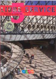 Libre service: 5 VWO: Manuel Frans voor de tweede fase, Frijters-Getkade, Nardy, Paperback