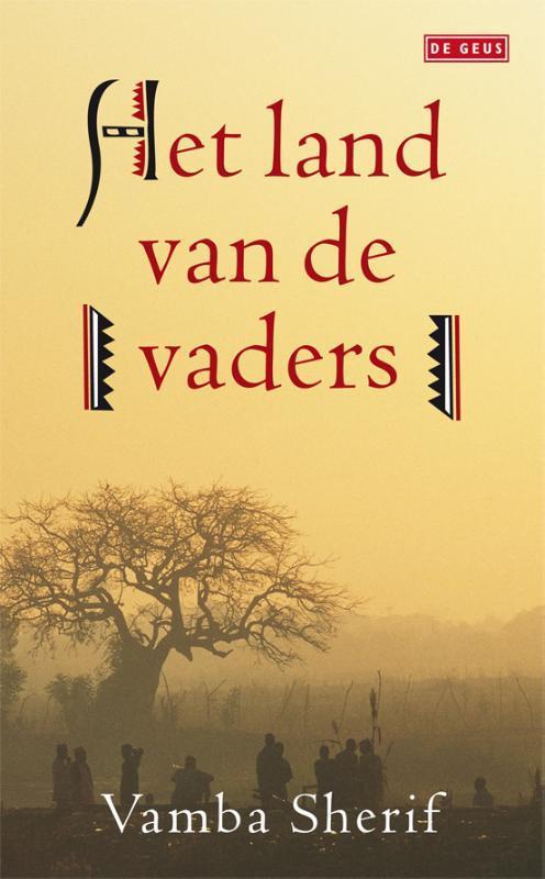 Land van de vaders Vamba Sherif, Paperback