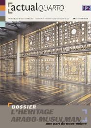 ActualQuarto 12 - L'héritage arabo-musulman Une part de nous-même, Hardcover