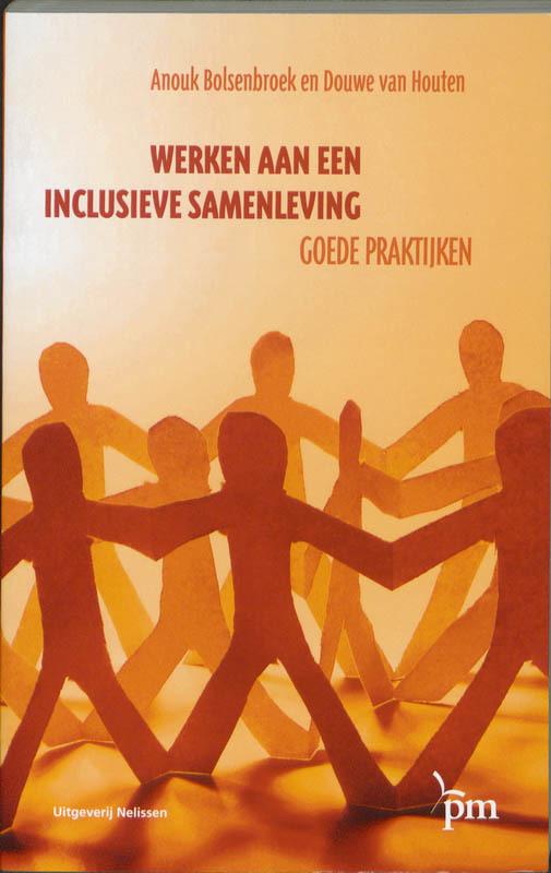 Werken aan een inclusieve samenleving goede praktijken, Van Houten, Douwe, Paperback