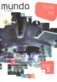 Mundo: 1 lwoo-bk De stad: Projectschrift 5 Haffmans, Hannebeth, Paperback