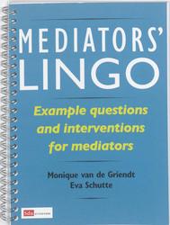 Mediators' Lingo