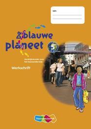 De Blauwe Planeet 5 5 ex Annamarie van den Brink, Hardcover