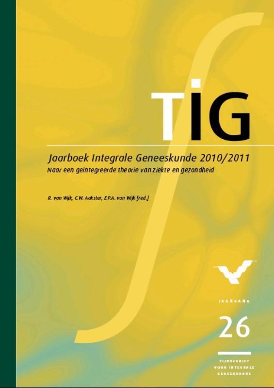 Jaarboek integrale geneeskunde 2010-2011