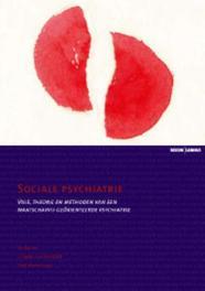 Sociale psychiatrie visie, theorie en methoden van een maatschappelijk georienteerde psychiatrie, Ivonne van der Padt, Paperback