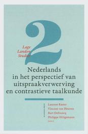 Nederlands in het perspectief van uitspraakverwerving en contrastieve taalkunde Defrancq, Bart, Paperback