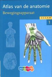 Sesam atlas van de anatomie: deel 1 Bewegingsapparaat Platzer, Werner, Paperback