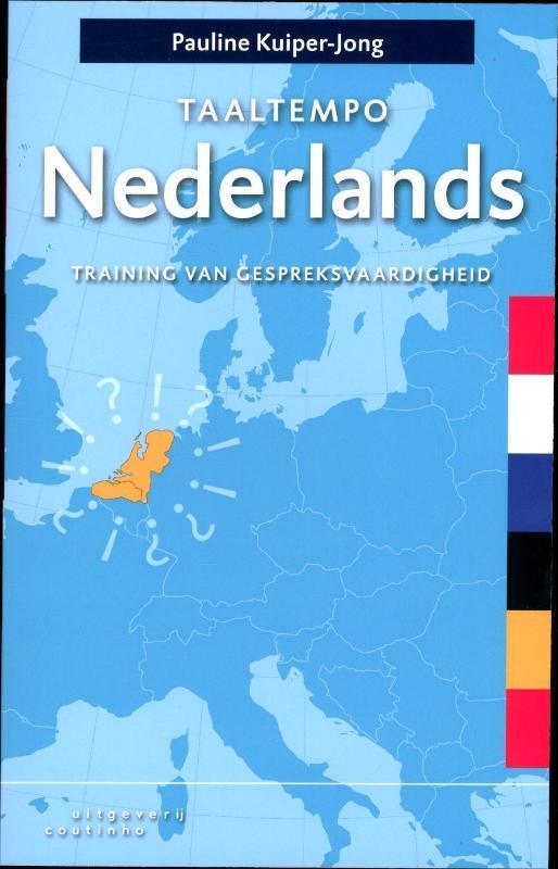 Taaltempo Nederlands training van gesprekswaardigheid, Pauline Kuiper-Jong, Paperback