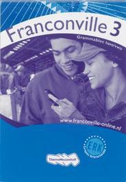 Franconville  3 grammabloc havo/vwo Paperback