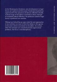 Globalisation and legal scholarship Tilburg Law Lectures Series, Montesquieu seminars, Twining, William, Hardcover
