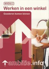 Ambitie.info: Werken in de winkel Ambitie.info, R. van Midde, Paperback