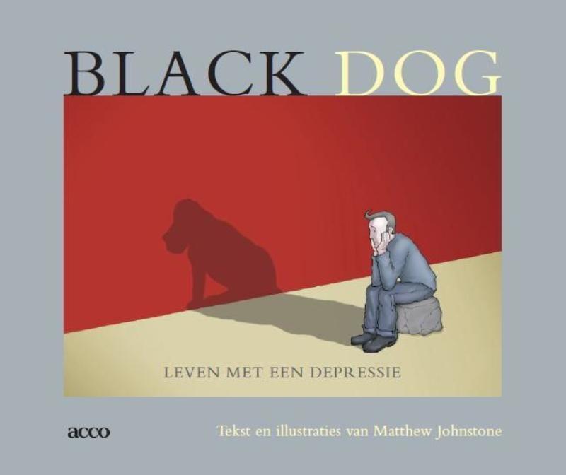 Black dog leven met een depressie, Johnstone, Matthew, Hardcover