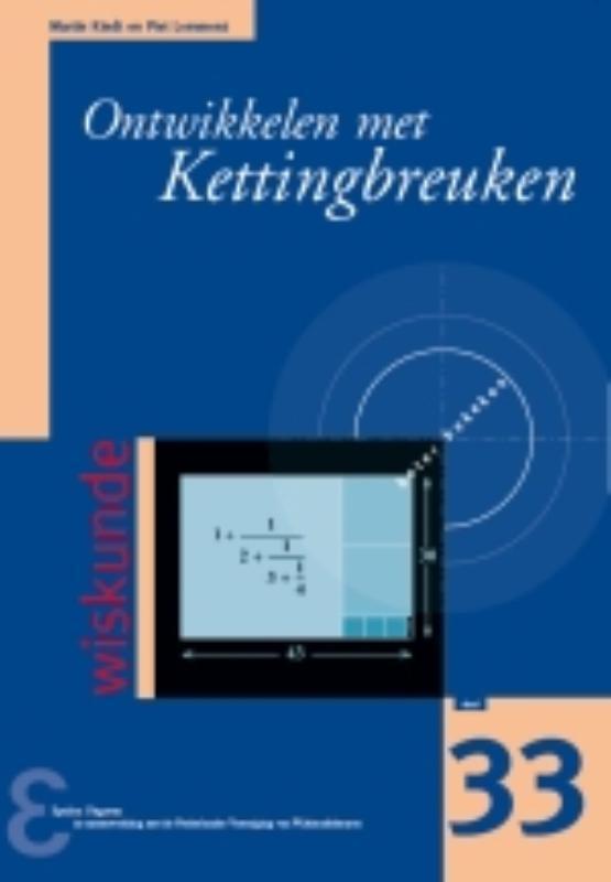 Ontwikkelen met Kettingbreuken Zebra-reeks, Kindt, Martin, Paperback