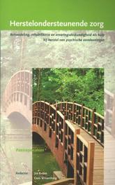 Herstelondersteunende zorg behandeling, rehabilitatie en ervaringsdeskundigheid als hulp bij herstel van psychische aandoeningen, Jos Droes, Paperback