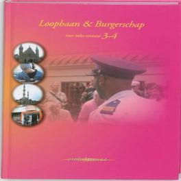 Loopbaan & Burgerschap  voor mbo-niveau 3-4, Hardcover