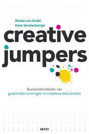 Creative jumpers businessmodellen van groeiondernemeingen in creatieve industrieen, Vandenbempt, Koen, Paperback