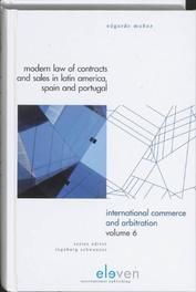 Modern Law of Contracts and Sales in Latin America, Spain and Portugal International Commerce and Arbitration, Muoz, Edgardo, Hardcover