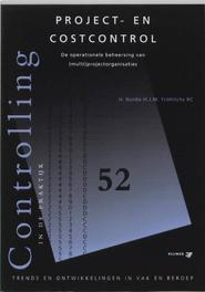 Project- en costcontol de operationele beheersing van (multi)projectorganisaties, Fröhlichs, Guido, Paperback