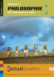 ActualQuarto 17 - Philosophie De l'étonnement à l'action, Hardcover