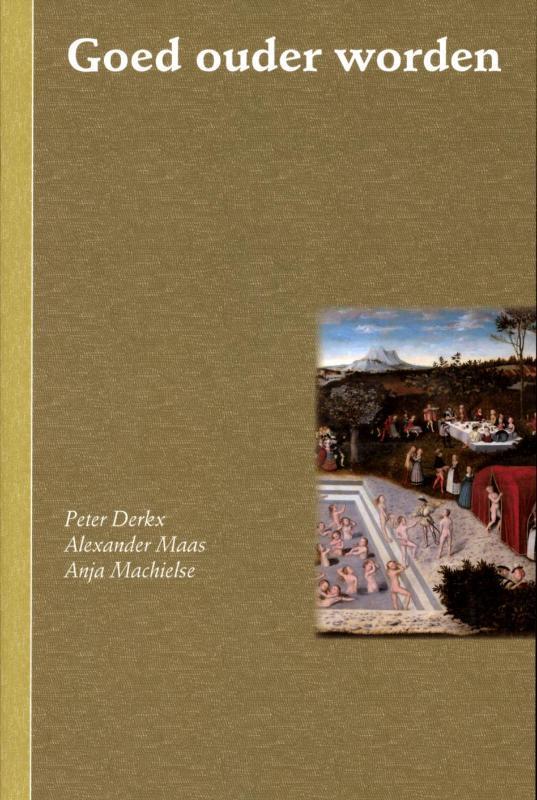 Goed ouder worden Peter Derkx, Paperback