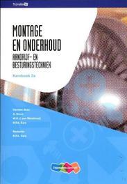 Montage en onderhoud Aandrijf- en besturingstechniek Kernboek 2a TransferW, Van Nistelrooij, W.H.J., Hardcover