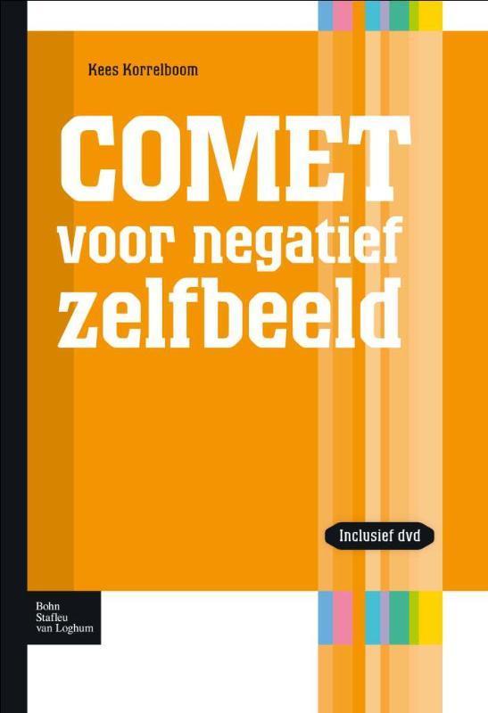 Comet voor negatief zelfbeeld competitive memory training bij lage zelfwaardering en negatief zelfbeeld, Korrelboom, Kees, Paperback