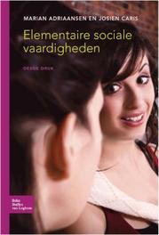 Elementaire sociale vaardigheden transferpunt vaardigheidsonderwijs, Caris, Josien, Paperback