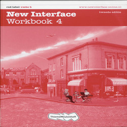 New Interface: Red label vmbo b: Workbook 4