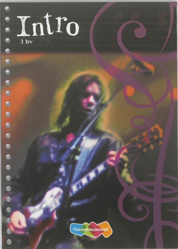 Intro 3HV Joost Overmars, Paperback