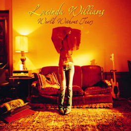 WORLD WITHOUT TEARS Audio CD, LUCINDA WILLIAMS, CD