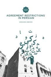 Agreement Restrictions in Persian Sedighi, Anousha, Paperback