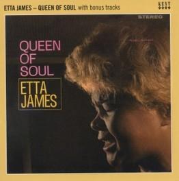 QUEEN OF SOUL ETTA JAMES, CD