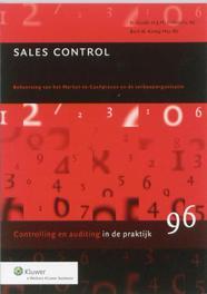 Sales Control beheersing van het Market-to-Cashproces en de verkooporganisatie, Fröhlichs, Guido, Paperback