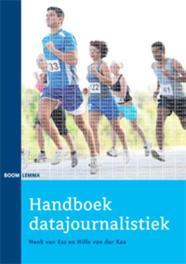 Handboek datajournalistiek Van Ess, Henk, Paperback