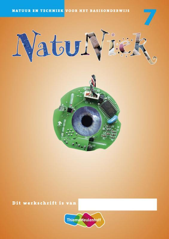 NatuNiek set a 5 ex natuur en techniek voor het basisonderwijs, Maters, Adriaan, Paperback