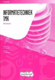 Tr@nsfer-e: Informatietechniek 1MK: Leerwerkboek K. van den Bos, Paperback