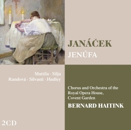 JENUFA KARITA MATTILA L. JANACEK, CD