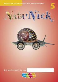 Natuniek (set a 5 ex) natuur en techniek voor het basisonderwijs, Adriaan Maters, Paperback