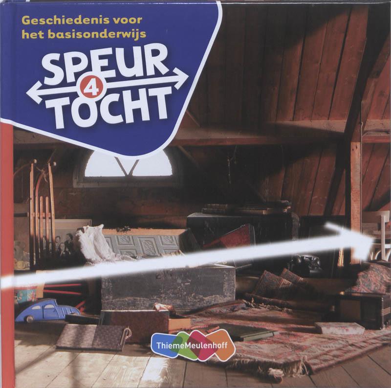 Speurtocht 2e druk Leerboek groep 4 geschiedenis van het basisonderwijs, Jantien Gruppen, Hardcover