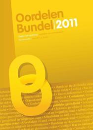 Oordelenbundel  2011 gelijke behandeling, oordelen en commentaar, Paperback