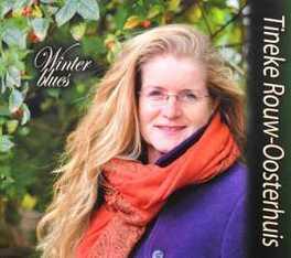 WINTERBLUES TINEKE OOSTERHUIS, CD