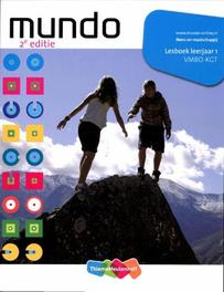 Mundo 1 vmbo-kgt Lesboek Paperback
