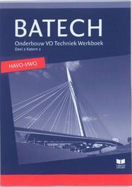Batech Havo/Vwo: 2 katern 2: Werkboek A.J. Boer, Hardcover