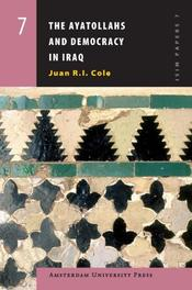 The Ayatollahs and Democracy in Iraq. Cole, Juan R.I., Paperback